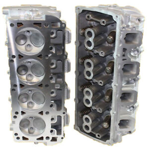 Jeep Chrysler Dodge 5 7 Hemi Cylinder Heads Charger Cherokee 03 08 No Core