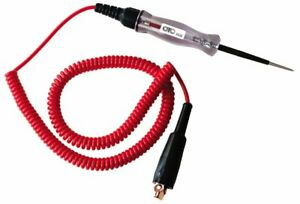 Otc 3636 Heavy Duty Coil Cord Circuit Tester Test Light Tool New Free Shipping