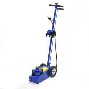 22 Ton Air Hydraulic Floor Jack Truck Lift Jacks Service Repair Lifting Tool