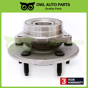 Front Wheel Hub Bearing For 97 00 Ford F150 Pickup Truck 4wd 4x4 5 Lug 515017