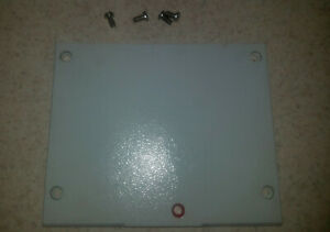 Toyota Expert Ad860 Commercial Embroidery Machine Top Hatch Metal Cover