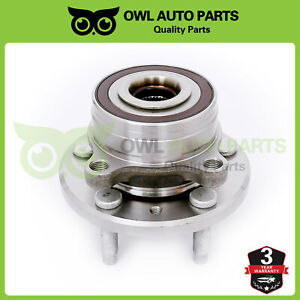 Front Or Rear Wheel Hub Bearing For 2011 2012 2013 2016 Ford Explorer 512460