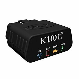 Plx Devices Kiwi 2 Bluetooth Obd Car To Smartphone Wireless Link And Scan Tool