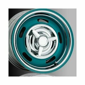 U S Wheel 54 Series Paint Ready Rallye Wheel 54 5034l
