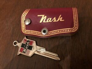Vintage Nash Original Auto Parts Set Part