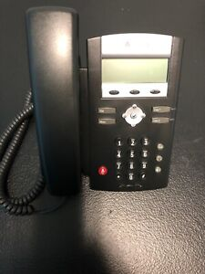 Polycom Soundpoint Ip 320 Voip Office Phone