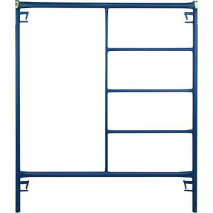 Metaltech Mason Scaffold Frame Section 60inw X 72inh m mf7260ps