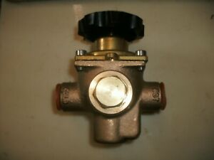 Brass Mixing Valve 1 2 Hot Cold Hand Wheel Operated