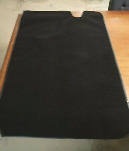 1948 51 Willys Jeepster Rear Carpet