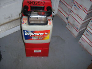Rug Doctor Carpet Cleaner Extractor Ez 1 Mp r2a Used