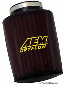 Aem 1 4007 Black Pre Filter Air Cleaner Wrap Cover