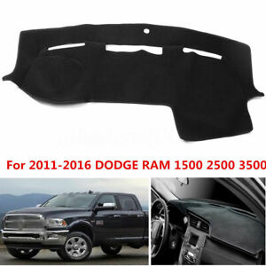 Dashmat Fit For Dodge Ram 1500 2500 2011 2016 Dashboard Mat Dash Cover Carpet