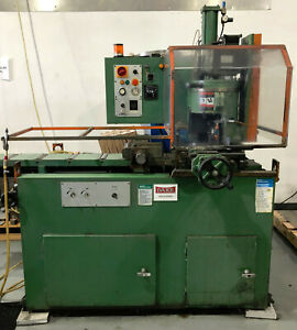 1998 Dake Automatic Cold Saw Euromatic 370a Pp Non ferrous 14 5 Blade