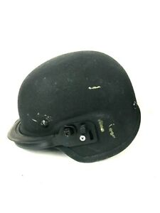 Protech Armored PASGT 674M Tactical Ballistic Riot Helmet Level IIIA MEDIUM #2