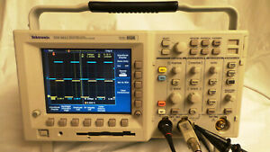 Tektronix Tds3012 Dpo 2 Channel