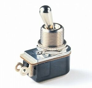 Carling Spst Toggle Switch Sw110 63 On off ships From Usa Fender Replacement