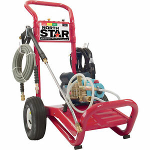 Northstar Electric Cold Water Pressure Washer 2000 Psi 1 5 Gpm 120v 1573011