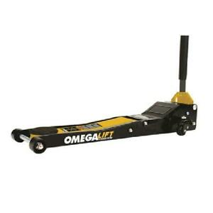 Omega 29023b Low Profile Hydraulic Magic Lift Service Jack 2 Ton Capacity