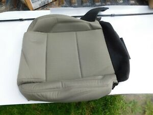 New 2010 2011 2012 2013 2014 Ford Mustang Lh Seat Cushion Upholstery Cover New