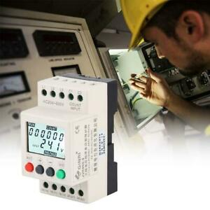 Over Under Voltage Relay Voltage Relay 3 Phase Monitoring Sequence Protection