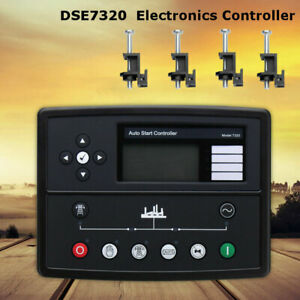 Dse7320 generator auto Start control Panel For Deep Sea electronics spare Parts
