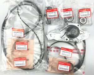 Genuine Timing Belt Water Pump Kit Fits For Honda Acura V6 Accord Odyssey New