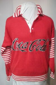 Coca Cola Sweater 1987 Licensed 40