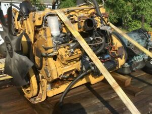 Caterpillar 3126 Turbo Diesel Engine