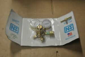ntt National Torch Tip W 411 Regulator cylinder oxygen cga 540 New