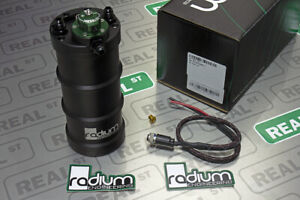 Radium Fst R Fuel Surge Tank With Integrated Fpr Includes F90000274 E85 Pump