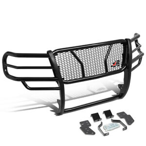 J2 Engineering Front Grille Mesh Brush Guard For 2007 2014 Tahoe Avalanche 1500