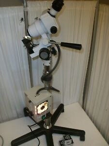 Wallach Zoomstar Colposcope Microscope System