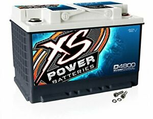 Xs Power D4800 12v Bci Group 48 Agm Battery Max Amps 3 000a Ca 815 Ah 60 20