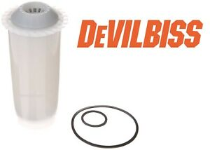 Devilbiss 130524 Camair Qc3 Replacement Desiccant Cartridge Air Dryer Filter New