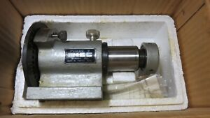 New Phase Ii 5c Collet Spin Index Fixture 225 204 109 140