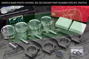 Cp Pistons Brian Crower Rods Civic R18 9 0 1 81mm