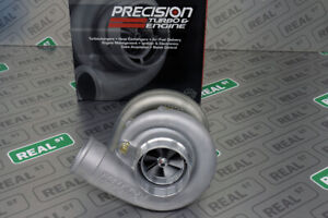 Precision Ls Series Entry Level Turbo 7675 Cast Journal Bearing V band Ss 96