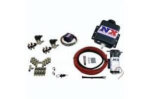 Nitrous Express Direct Port Water Methanol Kit 8 Cylinder Stage 2 Nx 15127