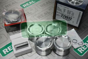 Je Forged Pistons 83 5mm 1 00 9 1 1 Vw Gti 2 0t Fsi 279932