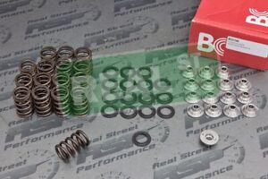 Brian Crower Valve Springs Retainers For Tc Corolla 2azfe 2a zfe 2 4 Camshafts