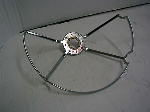 1957 Mercury Chrome Horn Ring L K