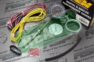 Aem Analog Egt Exhaust Gas Temperature Metric Gauge 0 980c 30 5131m