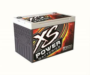 Xs Power Agm Battery S1600