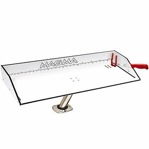 Magma Boat Marine 31 Bait Filet Mate Fish Cleaning Cutting Table Board
