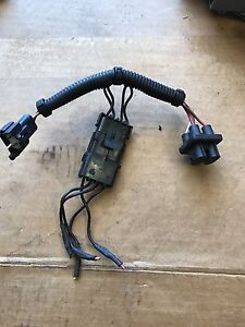 Tbi Tpi Corvette Trans Am Ignition Coil Msd 6a Box Adapter Wiring Harness Obd I