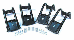 Land Rover Gutter Mount Adapters For Safari Roof Rack
