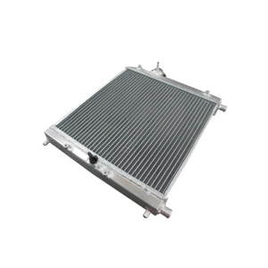 Cxracing Alum Air To Water Intercooler Heat Exchanger