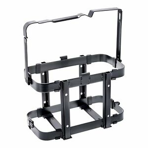 Mount Gas Rack Jerry Can Holder Fuel Gasoline Military Metal 20 Liter 5 Gallon