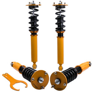 Coilovers Kit For Toyota Celsior 1990 1994 Adjustable Height Shock Absorbers