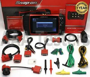 Snap on Modis Ultra Eems328 V15 4 Automotive Diagnostic Scan Tool W European